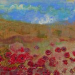 Poppy Fields 10x8